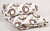 Одеяло Lotus - Colour Fiber 140*205 Indi кофе полуторное