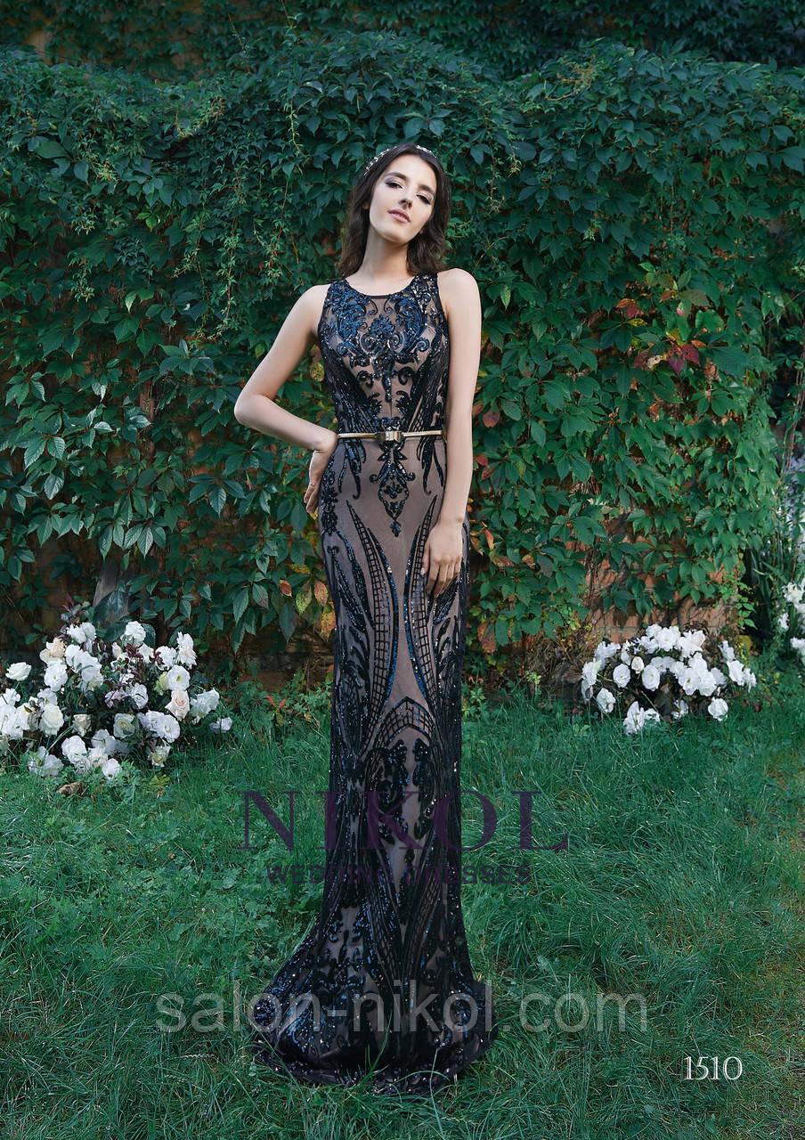 Вечернее, выпускное платье 1510