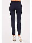 Модные женские брюки с лампасом укороченные, фото 3