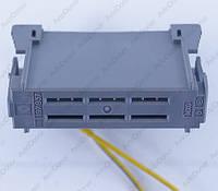 Разъем электрический 9-и контактный (47-15) б/у 197937