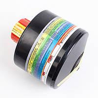 Фильтр противогазовый БРИЗ - B1E1K2SX(CO)NOHgP3D