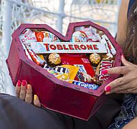 """Подарочный набор """"Сладкая жизнь"""". Вкусный подарок на День Рождения девушке, жене, женщине, любимой, сестре."""