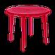 Стол круглый Ø90 см Алеана 100011, фото 5