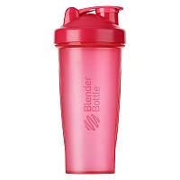 Шейкер спортивный BlenderBottle Classic 820ml Pink Fl, фото 1