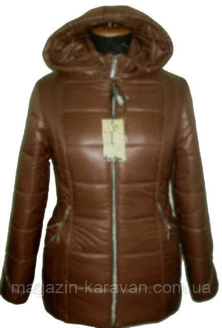 Куртка женская зимняя ЛД 39-1. Только 46, 48 размер!, фото 1