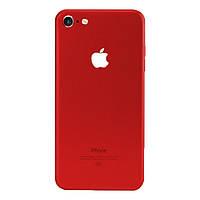 Защитная пленка на заднюю панель для iPhone 6/6s красная