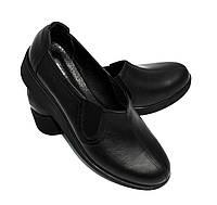 Туфли женские на широкую ногу, фото 1
