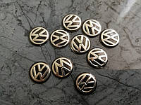 Логотип на ключи, брелок  для Volkswagen VW - 14мм, фото 1