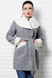 Пальто на овчине Бенжамин