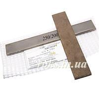 Эльборовый брусок 250/200 мкм для точилок типа Apex 150х25х3 мм на металлической связке