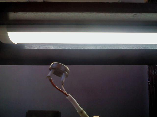 Светодиодный светильник.