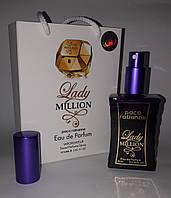 Мини парфюм Paco Rabanne Lady Million в подарочной упаковке 50 ml (реплика)