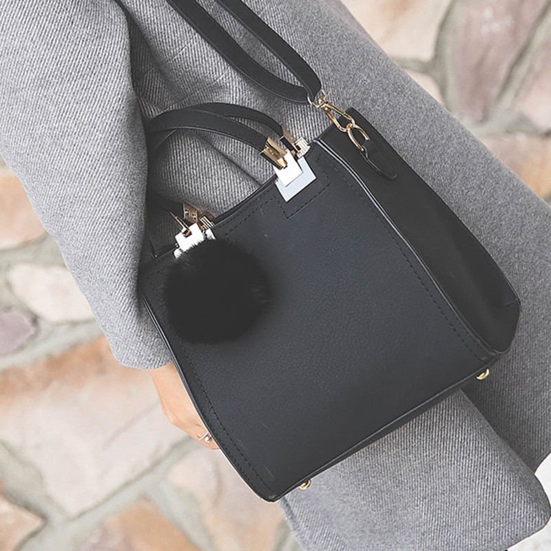 fc3db852f35f Стильная женская сумка черная: продажа, цена в Луцке. женские ...