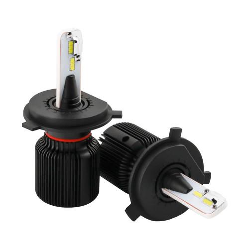 Автолампа LED H4 Cyclon 4500LM, 5000K, 12-24V CSP type 21