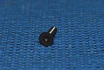 Винт М2.5 DIN 7991 с потайной головкой и шестигранным шлицем, класс прочности 12.9