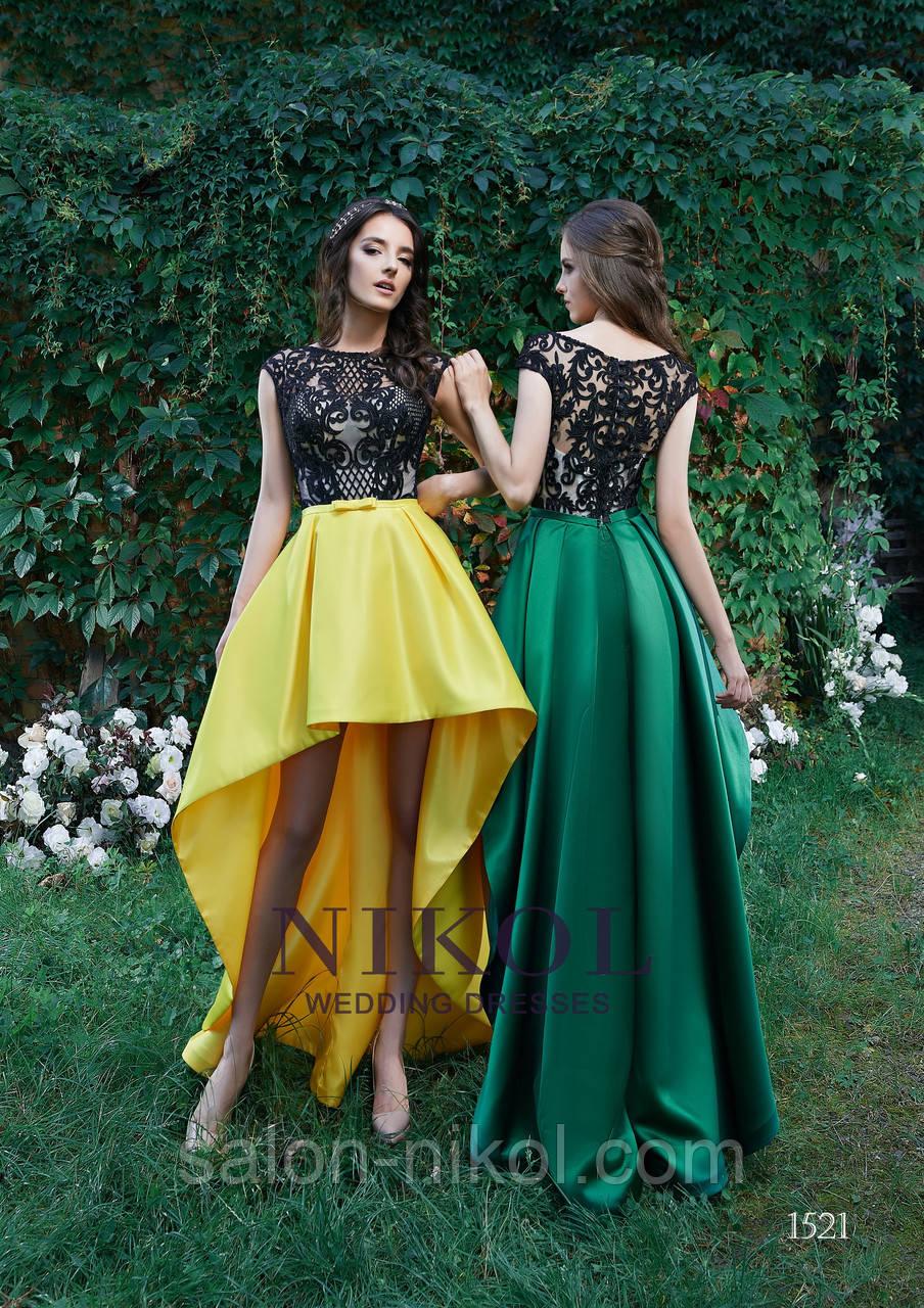 Вечернее, выпускное платье 1521