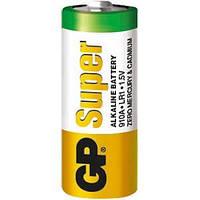 Батарейка щелочная GP 910A-U2 Super Alkaline LR1 AM5 N MN9100 1.5V (блистер)