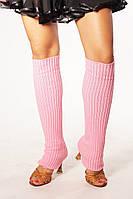 SEWEL Гетры GW073 (40 см, розовый , 100% акрил), фото 1