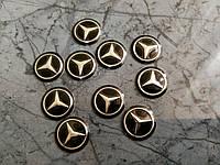 Логотип на ключи, брелок  для Mercedes  - 14мм, фото 1