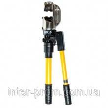 Пресс гидравлический ручной ПГ-400 ШТОК для опрессовки кабельных наконечников и гильз сечениями от 50 до