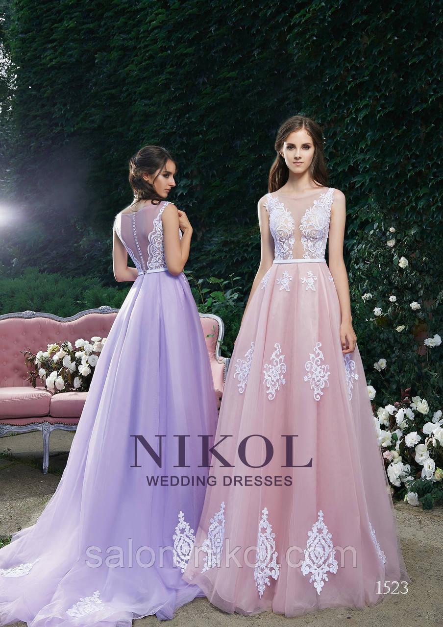 Вечернее, выпускное платье 1523