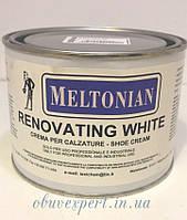 Крем обувной MELTONIAN RENOVATING  White 0,5 L белый