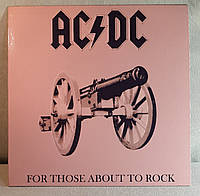 CD диск AC/DC - For Those About to Rock We Salute You, фото 1