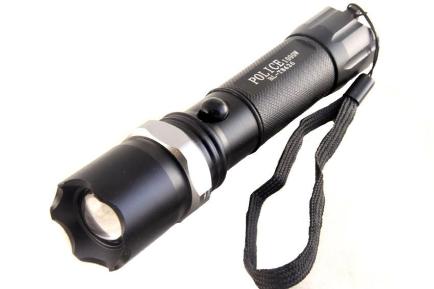 Тактический фонарь Т 8626S XPE (улучшенный)