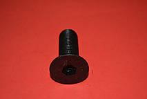 Винт М2 DIN 7991 с потайной головкой и шестигранным шлицем, класс прочности 10.9