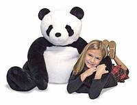 Мягкая гигантская плюшевая панда высотой 0,7 м ТМ Melissa & Doug MD3990