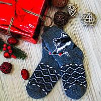 Дитячі шерстяні шкарпетки (22-25розмір)