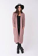 SEWEL Пальто CW465 (42-44, марсала, 60% акрил/ 30% шерсть/ 10% эластан)