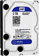 Накопитель HDD SATA 2.0TB WD Blue 5400rpm 64MB (WD20EZRZ)