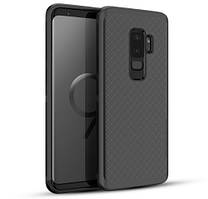 Чехол iPaky TPU+PC New Plum Series для Samsung Galaxy S9 G960F 2018 (Черный)