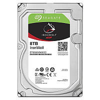 HDD SATA 8.0TB Seagate IronWolf NAS 7200rpm 256MB (ST8000VN0022)