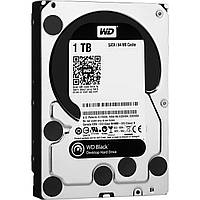 Накопитель HDD SATA 1.0TB WD Black 7200rpm 64MB (WD1003FZEX) Refurbished