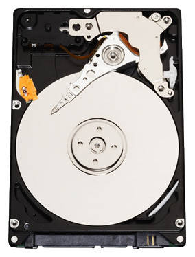 "HDD 2.5"" SATA 120GB WD Scorpio Blue 5400rpm 8MB (WD1200BEVS) гар. 12 мес."