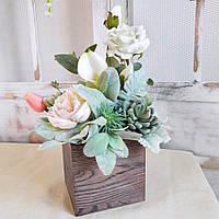 Декоративные ящики для цветов, фото 1