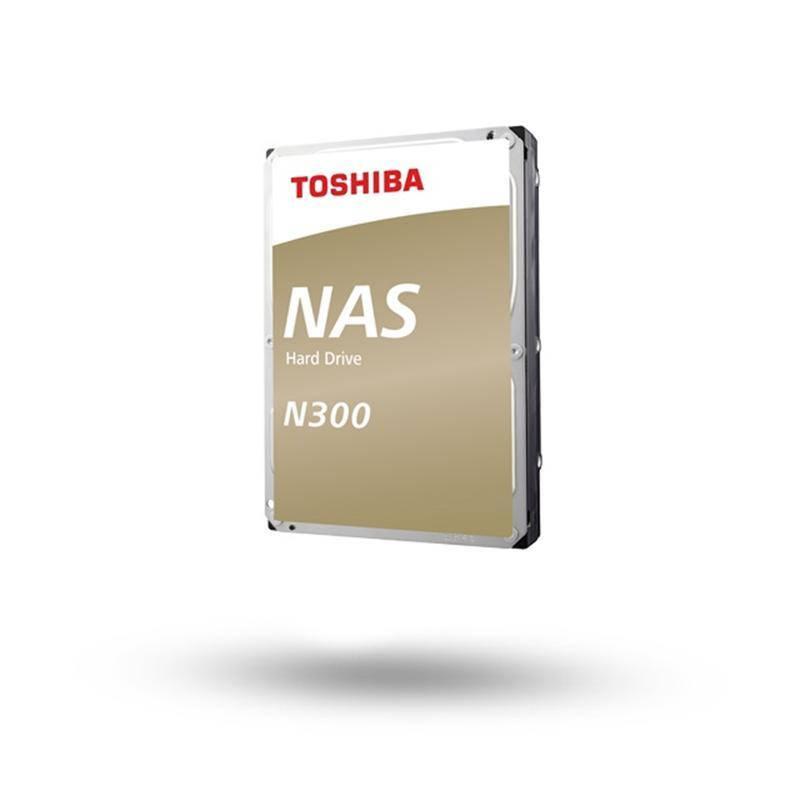 HDD SATA 6.0TB Toshiba N300 NAS 7200rpm 128MB (HDWN160EZSTA)
