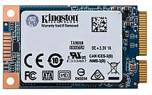 SSD  480GB Kingston UV500 mSATA SATAIII 3D TLC (SUV500MS/480G)