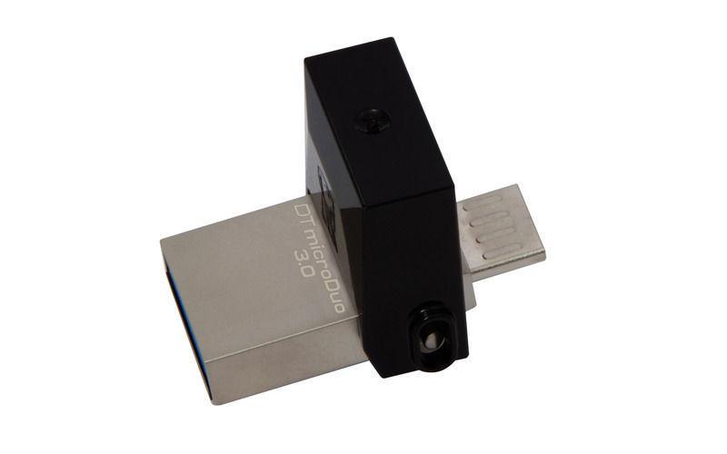 Флеш-накопитель USB3.0 64GB Kingston DT microDuo (DTDUO3/64GB)