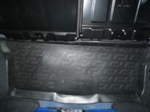 Коврик в багажник для Peugeot 107 HB (05-) 120030100