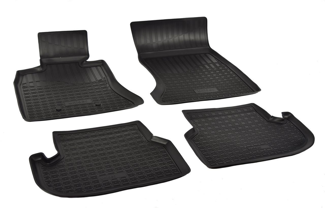 Килимки в салон для BMW 5 (F10,F11) (13-) (полиур., компл - 4шт) NPA00-C07-150