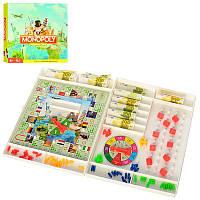 Настольная Игра Монополия вокруг света Укр, М 3803, 009331