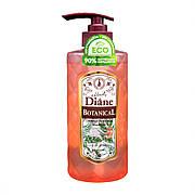 Шампунь бессиликоновый бессульфатный Moist Diane Botanical Repair Відновлення 480 мл (227638)