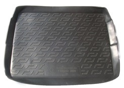 Коврик в багажник для Peugeot 3008 (09-) полиуретановый 120080101