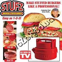 Пресс форма для приготовления котлет, гамбургеров, бургеров StufZ Burger Press