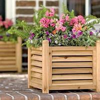 Вуличні ящики для квітів, фото 1