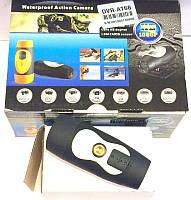 Спортивный велосипедный видеорегистратор на руль DVR AT68 48 градусов