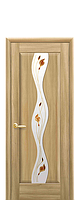 Полотно Волна ПВХ Deluxe от Новый стиль (зол.ольха, каштан, ясень,золотой дуб)